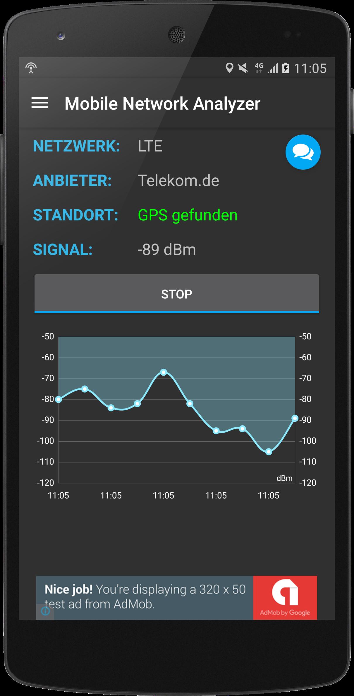 Ubiqua packet analyzer android